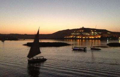 2日目 アスワン観光とクルーズ船Nile Style号乗船
