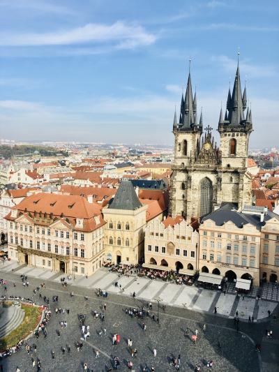 beeちゃんのチェコ・オーストリア周遊旅②
