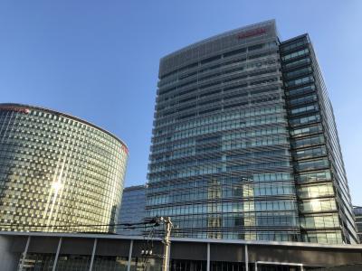横浜駅東口ふらふら