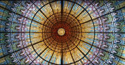 シニア夫婦で地中海クルーズ+ローマ、バルセロナの旅 18日間 no11 バルセロナの街歩き その1