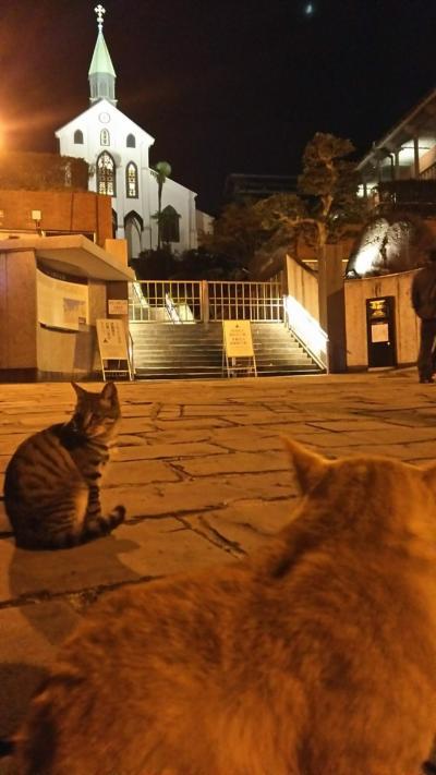 長崎~坂の上の猫~