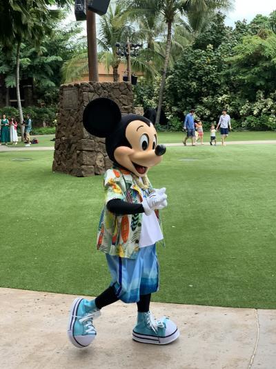ハワイ旅行 2019 PART.1 フライングホヌ&アウラニリゾート