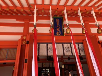 熊野古道を(少しだけ)歩いて、三宮をお参り