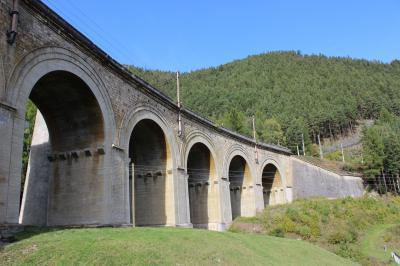 秋の中欧をオヤジ一人旅7 ゼンメリング鉄道