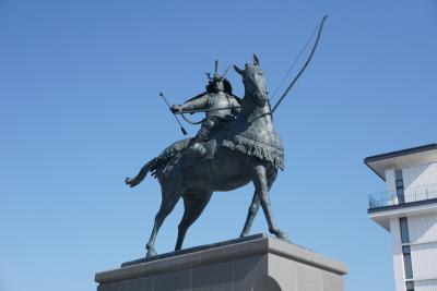 徳川家康公像 ~岡崎の新たなるシンボル~