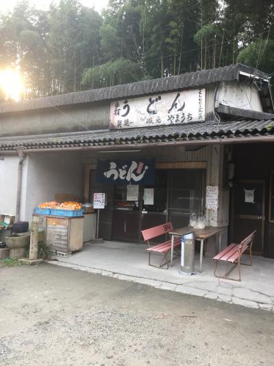 ワンコ連れで初車中泊と香川うどん巡り~2日目~