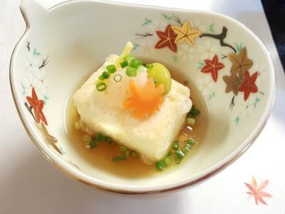 豆腐料理!  秋の大山・伊勢原 ドライブ