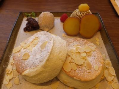 石川県金沢◆和カフェ『菓ふぇMURAKAMI Nagaya-mon店』by(和菓子・村上)2019/11/07