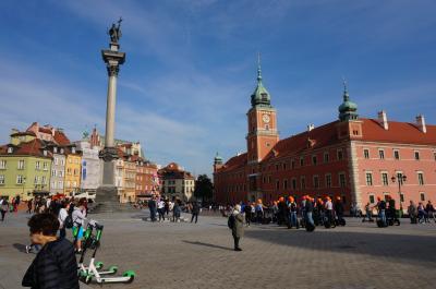 ポーランド・ワルシャワ