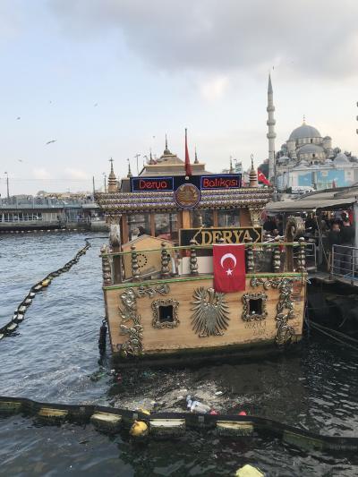 トルコに行ってみました。