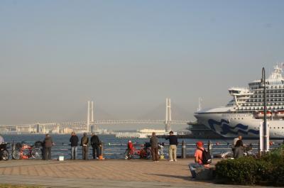 横浜港界隈のんびり散策