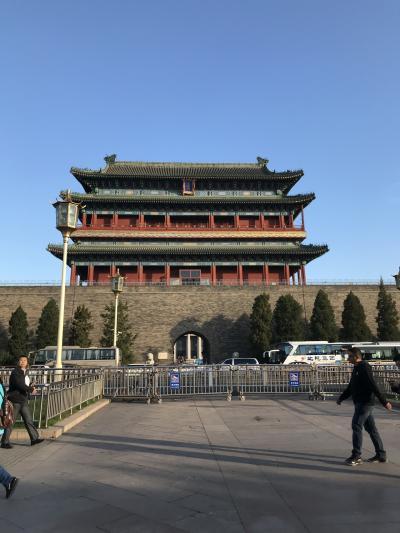 はじめての北京<3> 復路トランジット
