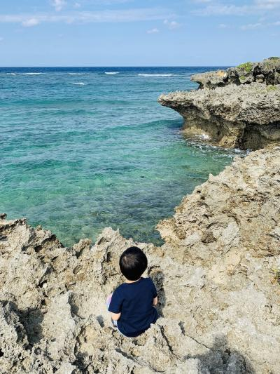 2019年11月子連れ沖縄3回目(息子3歳10ヶ月)☆後編
