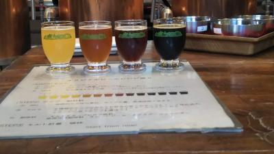 常陸野ネストビールで手造りビール体験🍺
