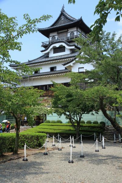 国宝の犬山城、尾張国一之宮の真清田神社と大神神社、清須市の清洲城。