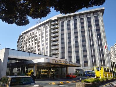 ホテルステイを楽しむ旅*シェラトン都ホテル東京*