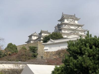 初めての姫路城とちょっとだけUSJ (作成中)