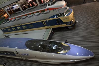 【そうだ、京都行こう…JALで。】(2と3)京都鉄道博物館の訪問、青蓮院門跡のライトアップ