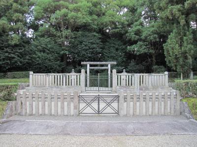 2019.11.08 金 ③滋賀県 大津市/天皇陵
