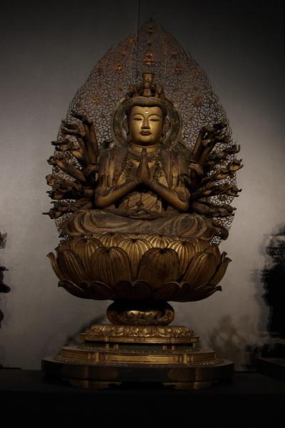 仏像展示室-2019年秋