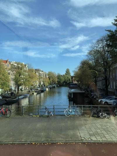 ヨーロッパ 女一人旅 ~オランダ アムステルダム&タリス遅延・Regus Express ラウンジ~