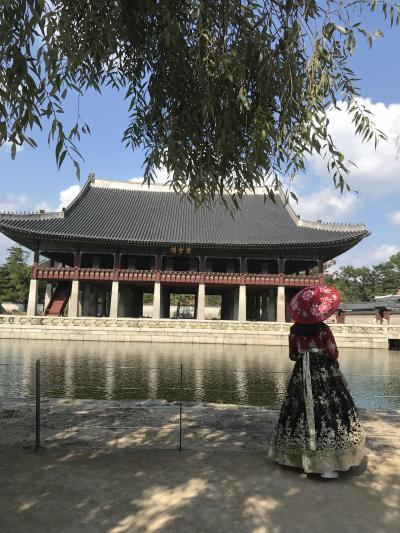 韓国/サクッと日帰りソウル(2019年10月)