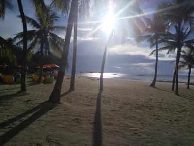 初パングラオ島