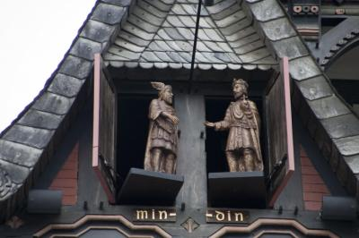 番外編:ミンデンの命名伝説・ザクセン公ヴィドゥキントとカール大帝の人形劇