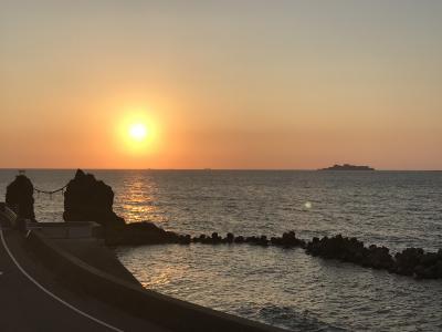 福岡から長崎へドライブ