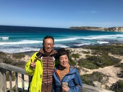 夫婦10日間で豪州南部を巡るグルメ旅(2.アデレード~カンガルー島)