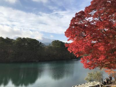 秋を彩る会津10景の旅 2日目