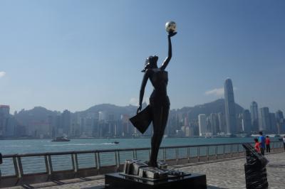 民主化運動盛んな週末の香港4日間【3日目日曜日】尖沙咀、アベニューオブスターズ、香港歴史博物館