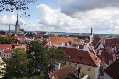 素敵な街 タリン エストニア①