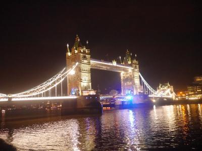 母娘旅♩弾丸5日間★ロンドン旅行②(ロンドン塔~タワーブリッジ夜景)