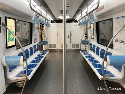 西安咸陽国際空港から市内へのアクセス(地下鉄編)
