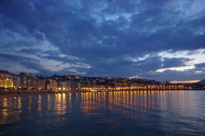 サグラダファミリア見学と、サンセバスチャンでバル巡り