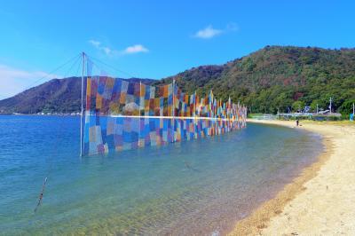 本島 瀬戸内国際芸術祭貸し自転車旅(午前)