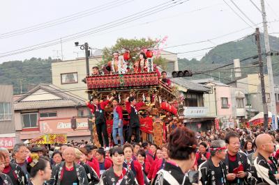 森祭り 令和元年11月3日(3日目)