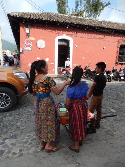 Ⅱ.グアテマラ~古都アンティグアの街をひたすら歩く~