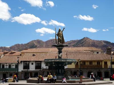 初めまして南米2019 ~ ペルー/クスコ 高地の初日はおとなしく