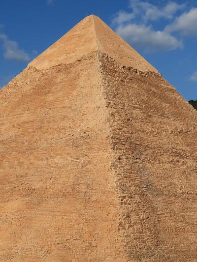 東武ワールドスクウェア12 エジプト 三大ピラミッド・スフィンクス ☆アブ・シンベル神殿