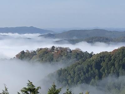岡山・天空の山城~倉敷美観地区を巡る深秋ドライブ旅