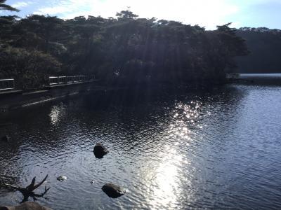 えびの高原で池巡りをしてみます