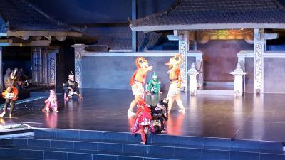 遅い夏休み ジョグジャカルタ(インドネシア) 2019/9/11-12 其の弐