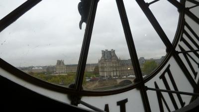 ハラハラドキドキ 初めてのパリ個人旅行⑤ オルセー美術館、オペラ座