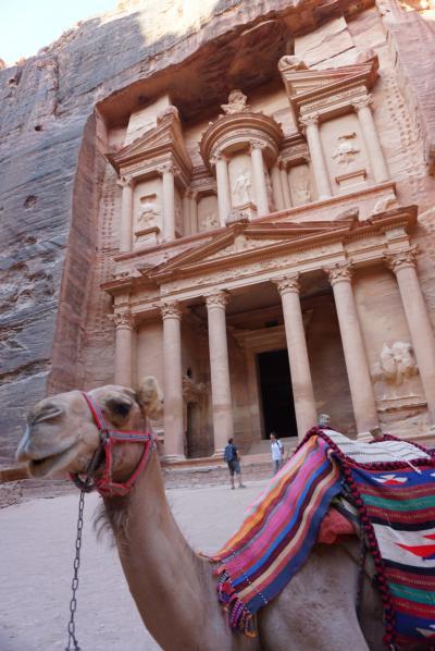 世界一周旅行 ペトラ遺跡