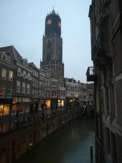 2018年ヨーロッパ出張の合間に ④ 3日目 オランダ ユトレヒト