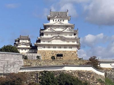 龍野、姫路への旅 +小椋佳歌壇の会in加古川(2日目)