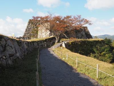 そうだ、竹田城跡の雲海を見に行こう2*・゜・*雲海予報は「出ない場合も」ダメもとで行ってみる*・゜・*