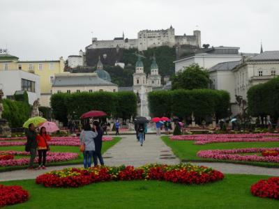 ドイツ・オーストリア・チェコ周遊②ザルツブルグ(Salzburg)